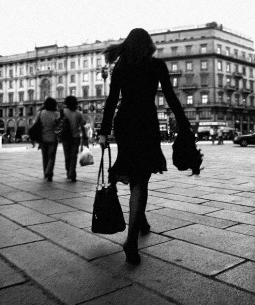 The piazza- symbol of Italian life and style