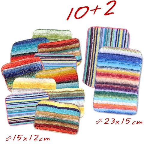 These super scrubbies are the #1 Thermo accessory... PERFECT for cleaning the Thermomix #TM5 Tm31 bowls & lots of other uses too! loved by friends around the world! from http://SuperKitchenKits.com