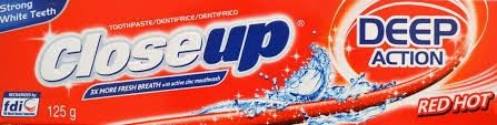 Welcome to critiqueM360 Blog: The death of Close-up toothpaste....