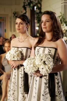 Love the style of these bridesmaids dresses. - Alyssa ...