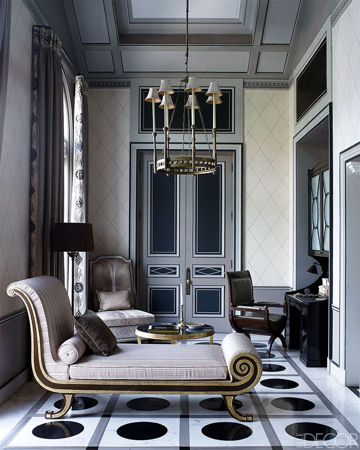 Jean-Louis Deniot's Home in India - Designer Homes In India - ELLE DECOR
