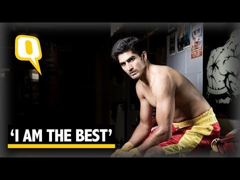 Vijender Singh on China's Zulpikar: There's Only One King in Asia