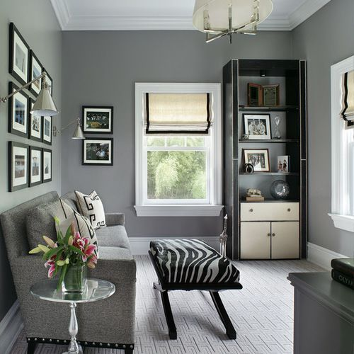Best Atlanta Benjamin Moore Beacon Gray Home Design Ideas 400 x 300