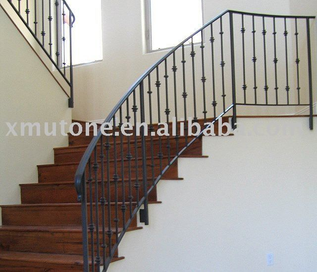 16 Best Ideas About Wrought Iron Stair Railings On Pinterest Iron Stair Railing Wrought Iron