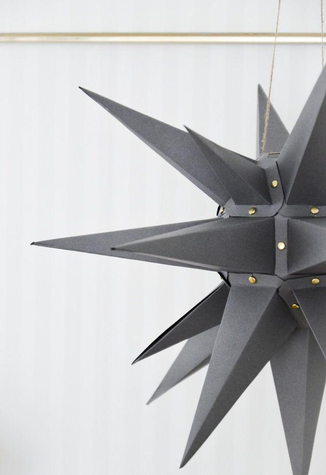 Star DIY by mormorsglamour
