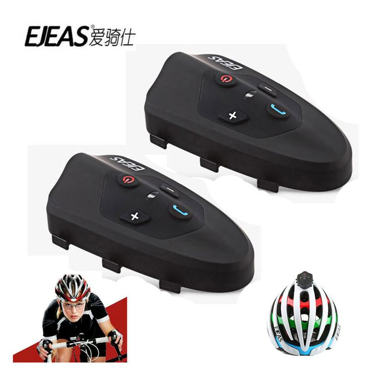 Ejeas Eagle 2 Rider Cycling Interphone Bluetooth Motorcycle Helmet Headset 120km Full Duplex Talking Bicycle Intercom 2pcs  #Ejeas, #Eagle, #Rider, #Cycling, #Interphone, #Bluetooth, #Motorcycle, #Helmet, #Headset, #--km, #Full, #Duplex, #Talking, #Bicycle, #Intercom, #-pcs