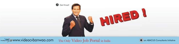 #HiringShop is the #bestonlinejobportalforvideoCV make your career successful with impressive #VideoCV.