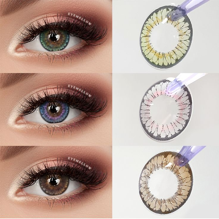 Floria Colored Contacts for Astigmatism Colored contacts