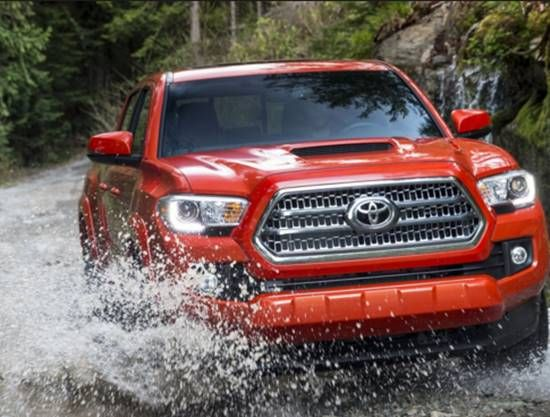 2016 Toyota Tacoma TDR Sport Release Date