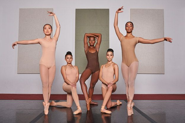 In March of 2015, Bracey launched Mahogany Blues, a dance apparel company that makes nude apparel for dancers of color. | This Clothing Designer Makes Nude Dancewear For Dancers Of Color