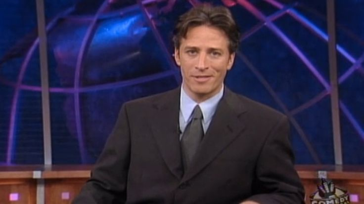 Daily show first episode