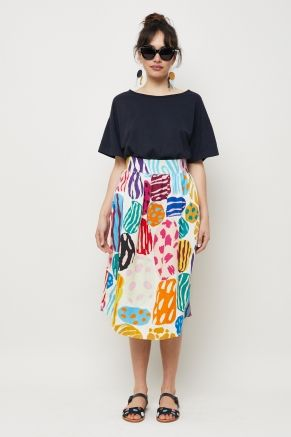 Big Rocks Skirt