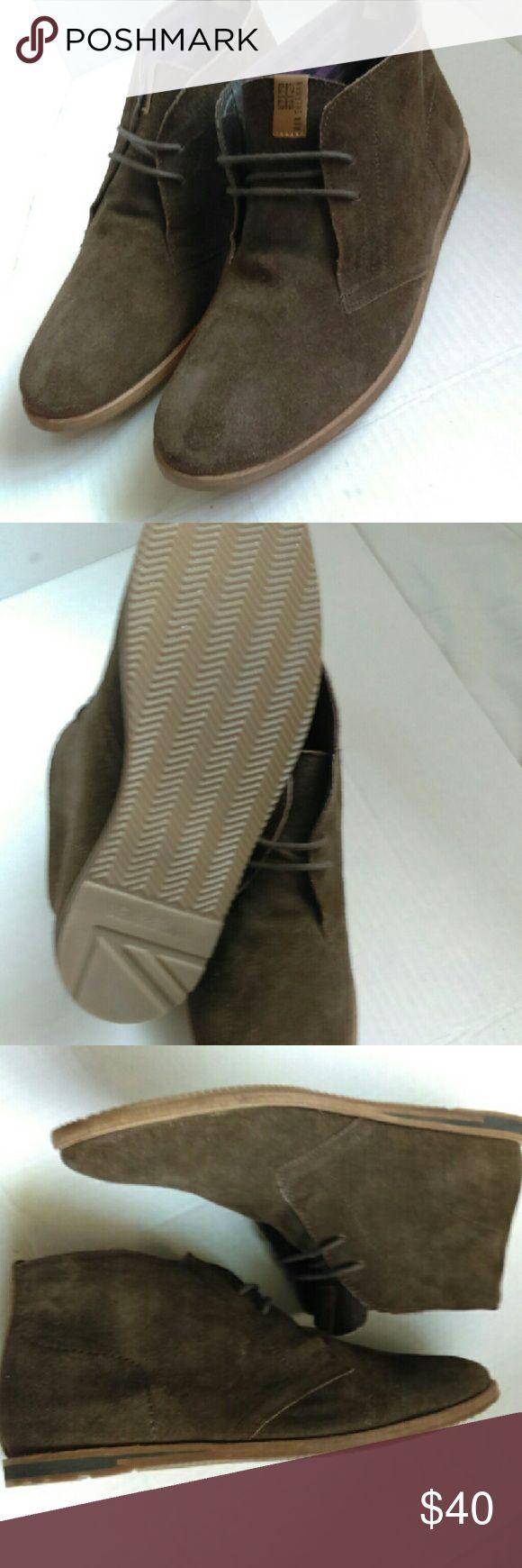 Ben Sherman suede chukka boots Men's size 11.5 suede Chukka Boots. Ben Sherman brand and in brand new condition. Ben Sherman Shoes Chukka Boots