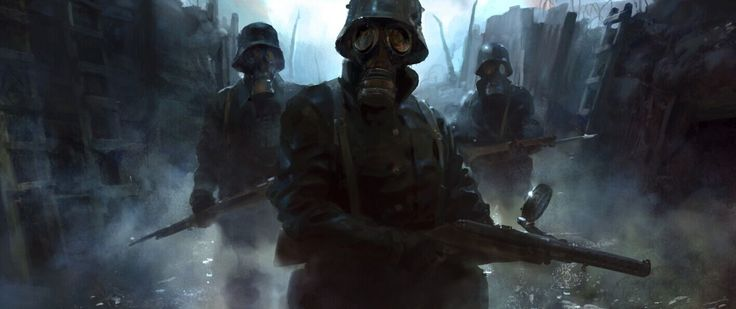 Battlefield 1 Concept Art - No Watermarks - Imgur