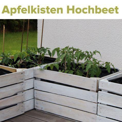 planter in concrete for raised beds & modern garden design | bride, Gartengerate ideen