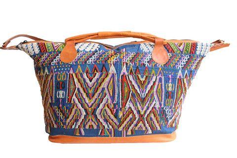 Extra Large Huipil Bag-Chisec – Humble Hilo