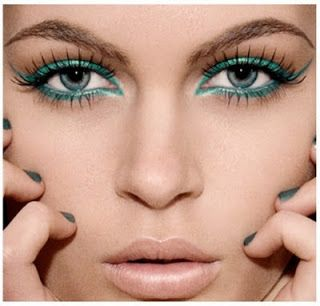 Lápis colorido nos olhos: 04 formas de usar. Veja: http://blogetcetera.com.br/2016/11/14/lapis-coloridos-nos-olhos-quatro-formas-de-usar/