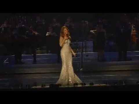 Celine Dion - Live in Las Vegas 2011 - Open Arms, via YouTube.