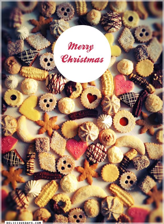 beautiful cookie inspiration - including pepparkor, sables, brombeerbusserl and vanillakipferl (linked here)