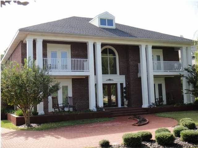 117 best images about exterior southern low country for Plantation style house
