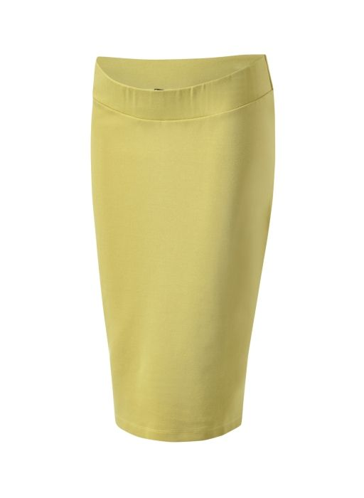 The Maternity Pencil Skirt / CITRINE