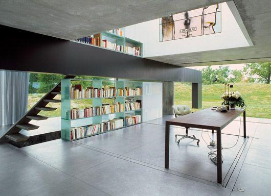 House In Bordeaux Oma Maarten Van Severen Rem