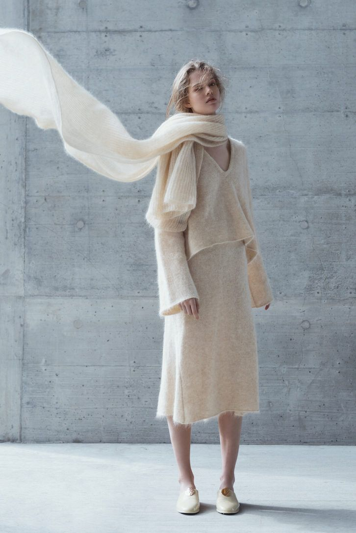 Swiss designer Amihan Zemp launched Coltrane this season with a mission to contribute to a less wasteful society while still creating timeless, quality pieces. After swooning over the Zurich based label's fall collection, we can't stop thinking about all of the incredible layering of textures and