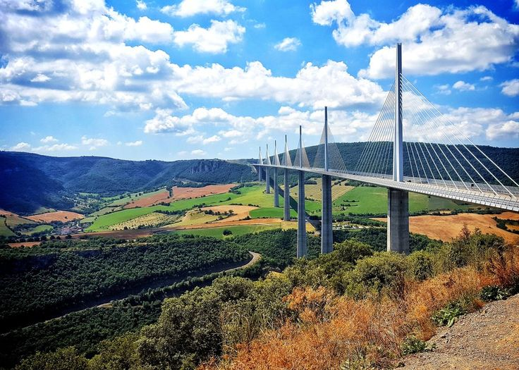 Millau Viaduct - Unknown World
