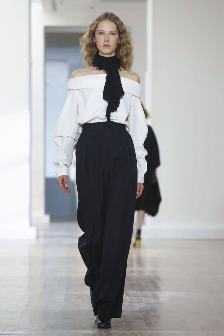 Lemaire Ready To Wear Spring Summer 2016 Paris