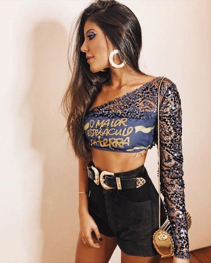 carnaval, abadas de carnaval, look carnaval, carnaval 2019, customização de abadá | Fashion, Custom shirts, Tops