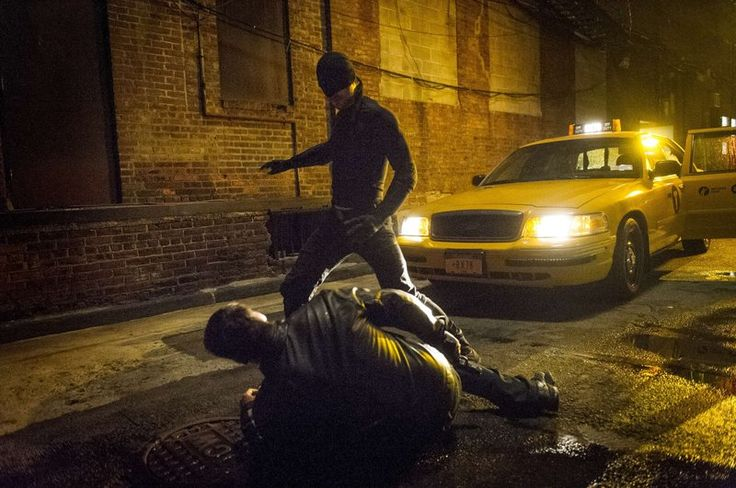 Netflix's original series Daredevil, which stars a blind superhero, was originally hard for blind audience members to understand. The series was released without audio description that would make it accessible to the visually-impaired. TV broadcasters are required to release such descriptions for some content, but Netflix, as an internet streaming service, faces no such requirement.
