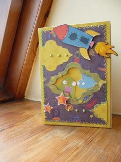 papierkarnia: Kosmicznie