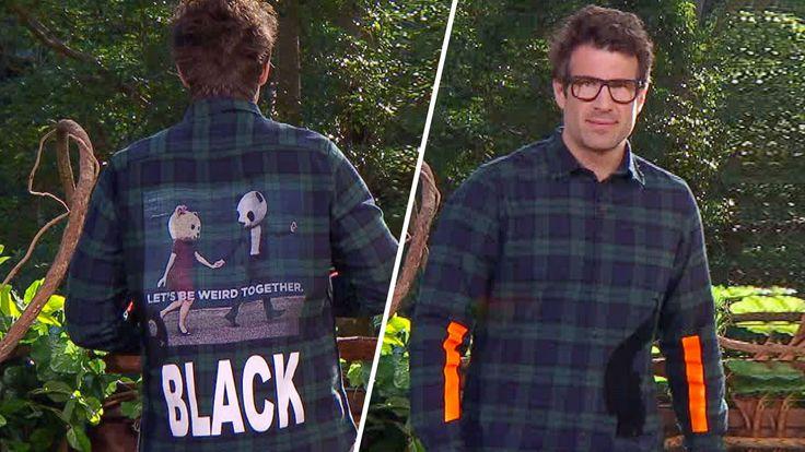 Dschungelcamp - Wer legt Hartwich eigentlich die Hemden raus?