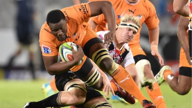 """The Southern Kings and Cheetahs are fifth and seventh in the eight-team South African Group Super Rugby table South African sides Cheetahs and Southern Kings have moved a step closer to joining the Pro12 by agreeing their departure from Super Rugby. Both sides are free """"to explore other..."""