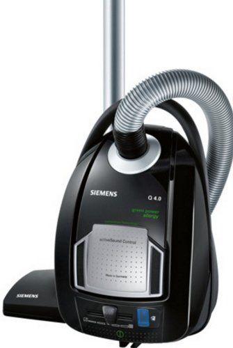 Siemens VSQ4GP1264 Q 4.0 green power allergy, inklusive umfangreichem Zubehör