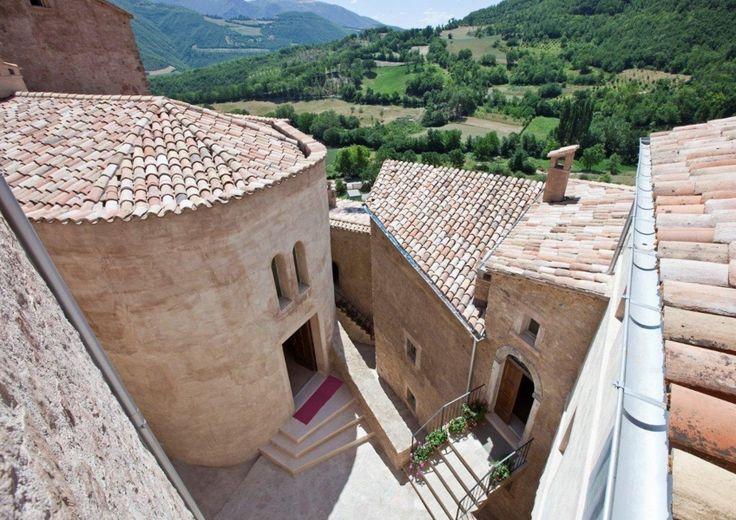 #Culture at its best at Castello di #Postignano, #Italy