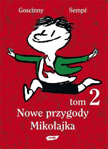 Nowe przygody Mikołajka tom 2 - Książki dla Dzieci, Czas Dzieci