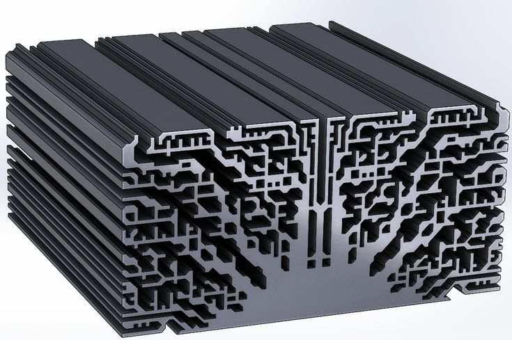 extrusion intricate Source: 2087