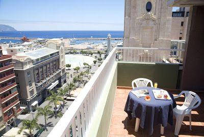 Spain Hotels: Hotel Adonis Capital - Santa Cruz de Tenerife