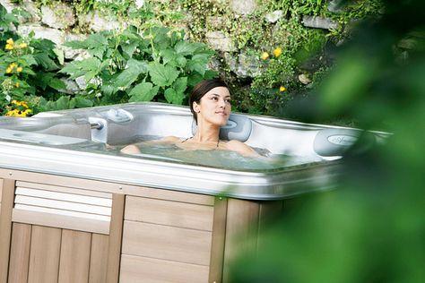 28 Best Unique Hot Tubs Images On Pinterest Bubble Baths