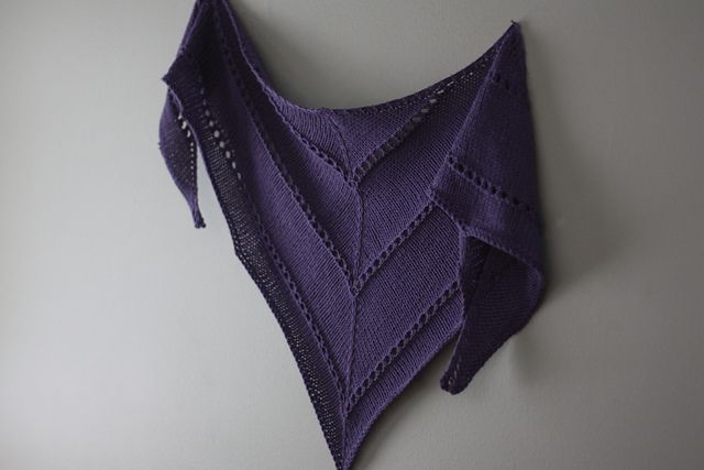 Ravelry: kyoung's The Age of Brass and Steam Kerchief using Plymouth DK Merino