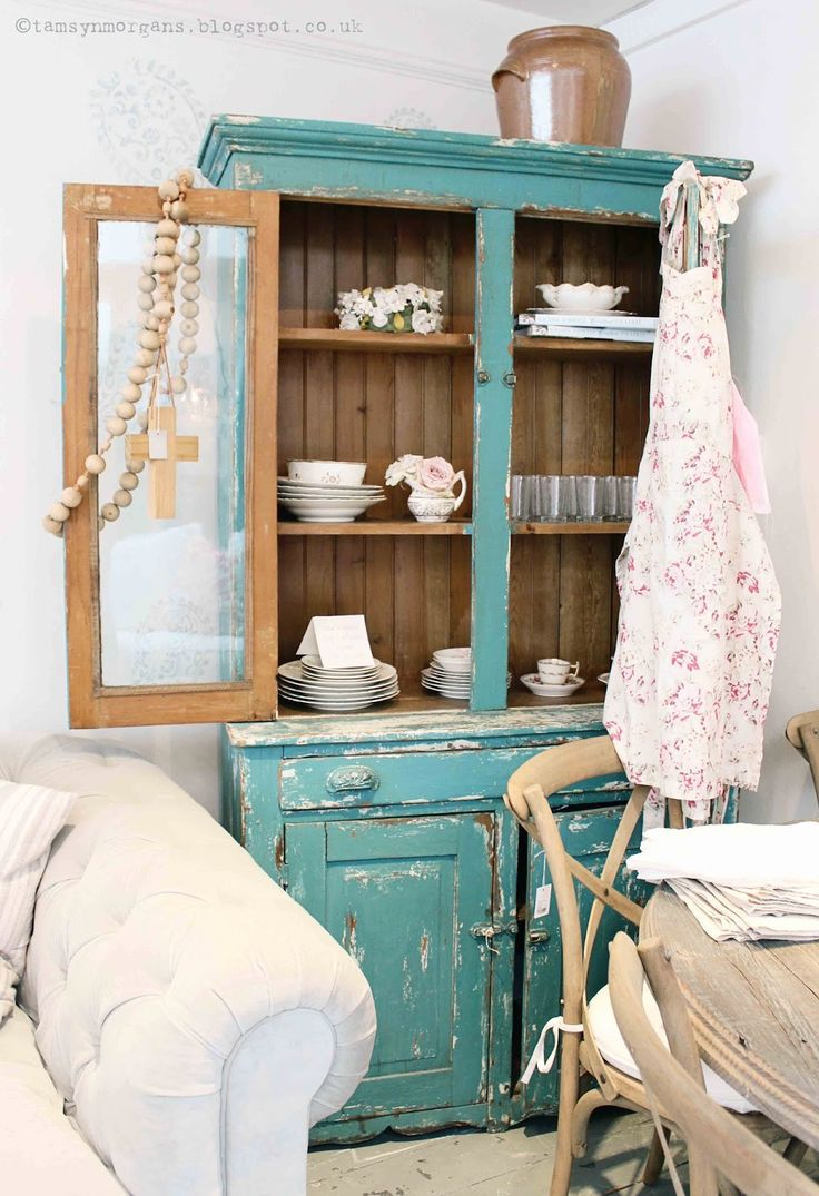 The Villa on Mount Pleasant: Shabby Chic - Meeting Rachel Ashwell