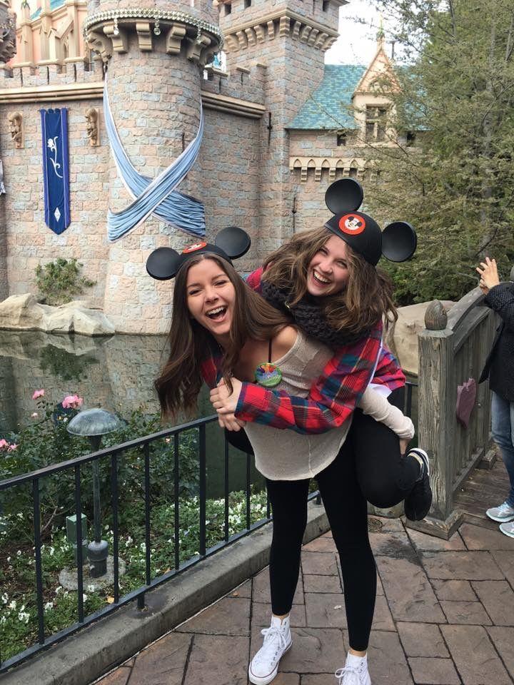 Big/little trips to Disney. TSM.