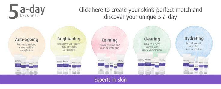 This new consumer-based marketing campaign this year and will engage with both therapists and consumers like never before. For each user to discover their unique 5 a-day program Skinstitut have compiled a variety of different tools including an interactive digital tool that helps determine their skins perfect match.