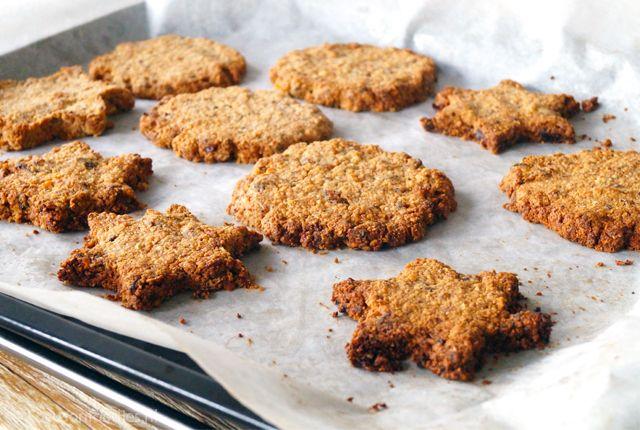 makkelijke glutenvrije koekjes suikervrij
