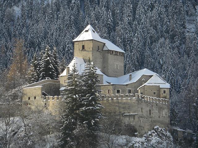 Burg Reifenstein (Freienfeld, Trentino-Alto Adige, Italy)