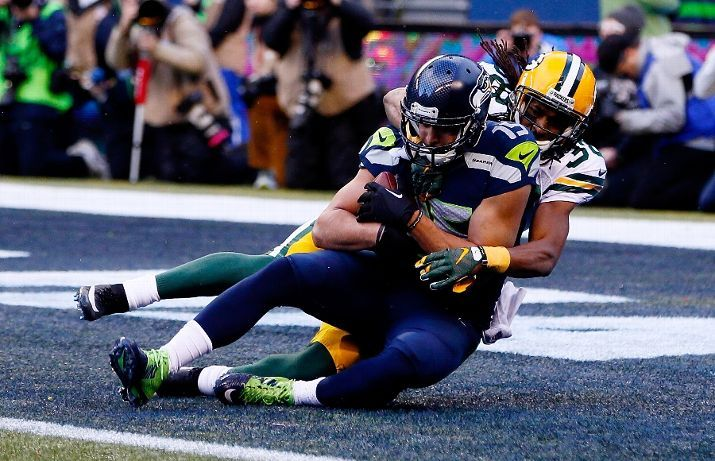 Green Bay Packers vs. Seattle Seahawks Kearse's redeeming overtime catch! :)