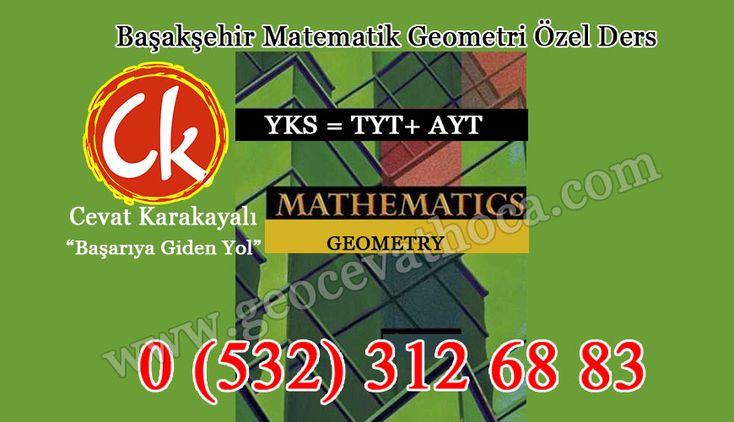 Başakşehir Matematik Geometri Özel Ders öğretmenine göre, YKS Matematik sınavında başarının 7- Adımı: YKS Matematik Geometri sınavlarında nasıl başarılı olacağını öğren. Kendini ve potansiyelini tanı. Öğrencilik yaşantındaki amaçlarını tespit et. Amaçlarına ulaşmanın stratejilerini ve planlarını hazırla. Eyleme geç, Sonuç alıncaya kadar gerekli manevraları yap. Sonuç al ve aldığın sonuçlardan bir şeyler öğren
