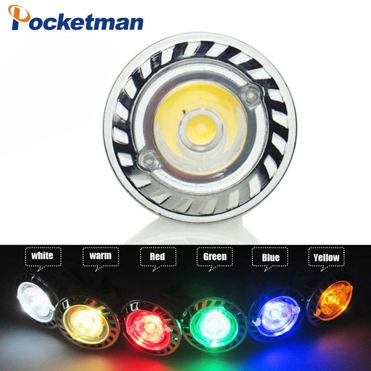 High Power LED Bulb MR11 Light AC/DC 12V led Spotlight Bulb Lampada Spot Light Lamp For Home party Lighting Decoration #Affiliate