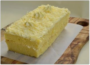 Bolu Keju siap seh yang ga tau kue ini, kue yang sangat banyak di gemari oleh orang karena rasanya yang lembut dan juga rasany yamng khas kalo diliat pelua